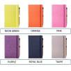 Full Colour Ivory Tucson Medium Notebooks with Pencil