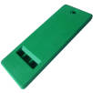 Flat Whistle in Green