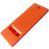 Flat Whistle in Orange