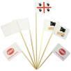 Mini Gourmet Flags