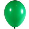 Promotional 10 inch Balloons in Bright Green