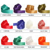There are 55 sash colours for you to choose from in total!
