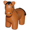 Stress Horse in Light Brown