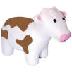 Stress Cow in Off White/Brown