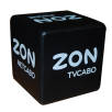 Custom Branded Stress Cubes offer large areas for your designs