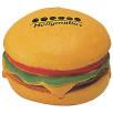 Promotional Stress Hamburger for Event Merchandise