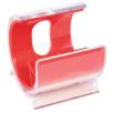 Turbo Smart Phone Stand in Red