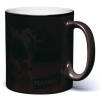 Wow Colour Changing Mug in Black