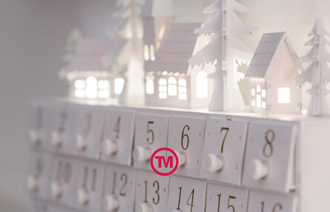 Branded Advent calendars