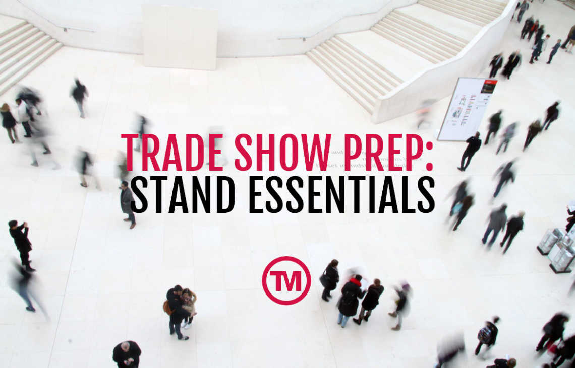 Promotional Item Ideas For A Trade Show Stand