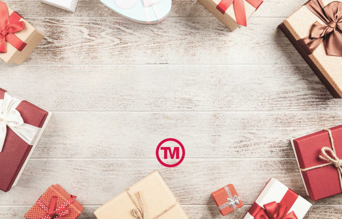 Branded Gifts for Christmas
