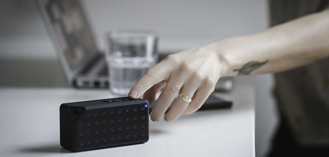 Branded Promotional Products for 2019: Bluetooth Speakers