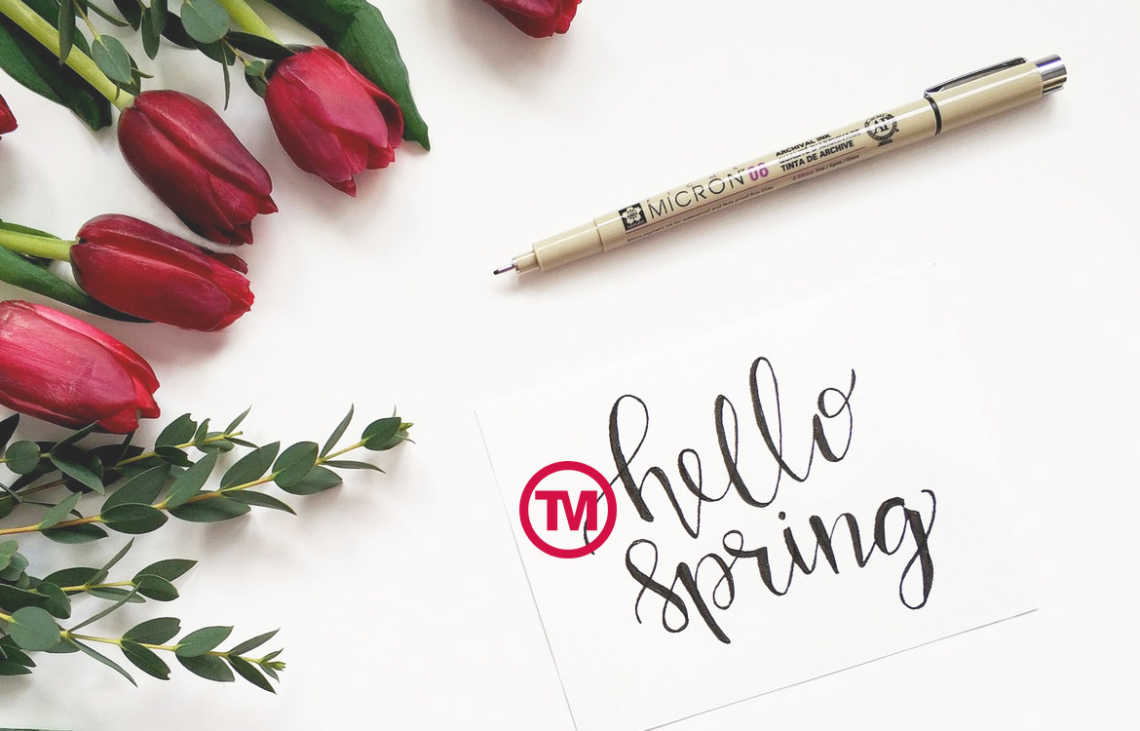 Blooming Wonderful Merchandise for Your 2020 Spring Campaigns