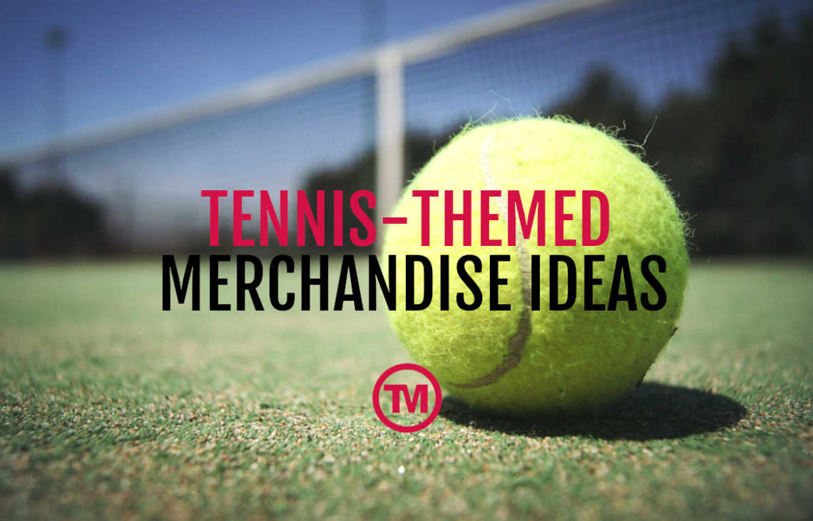 5 Promotional Tennis Items To Get Your Brand Behind Wimbledon
