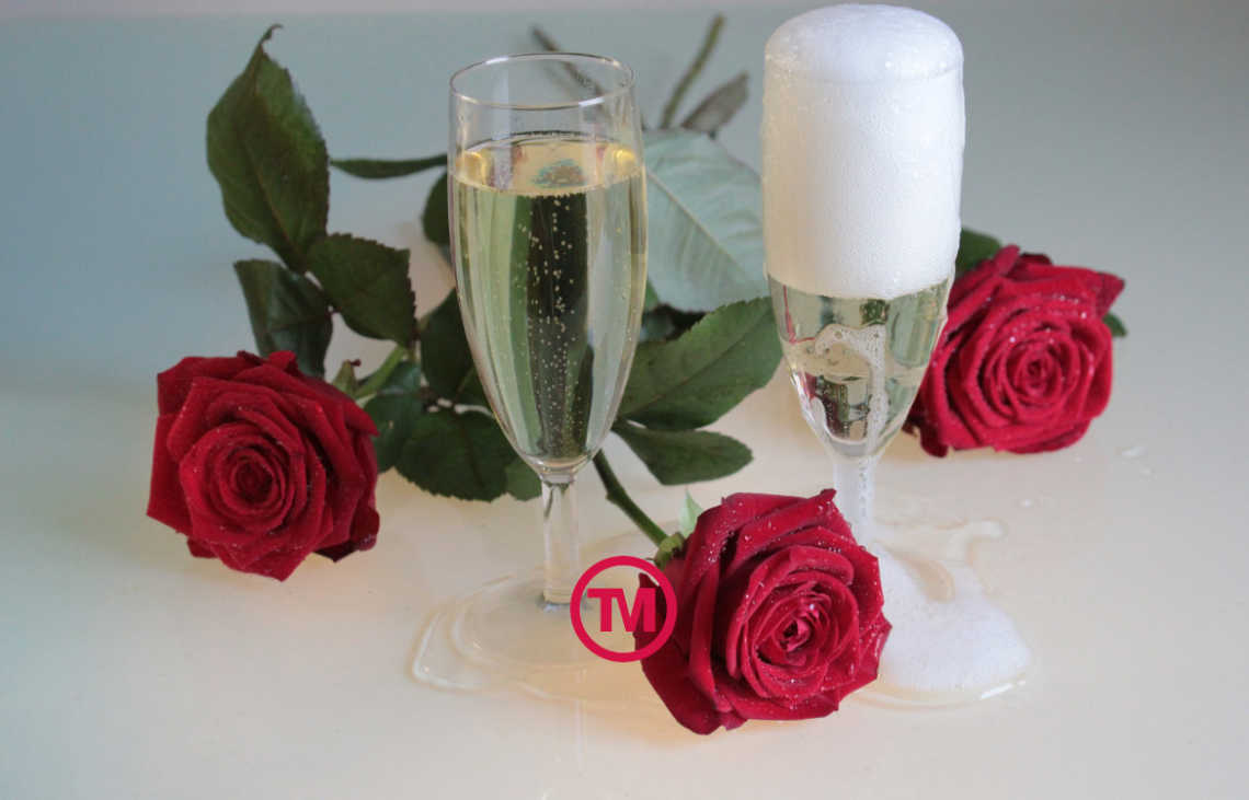 Promotional Products For Global Champagne Day