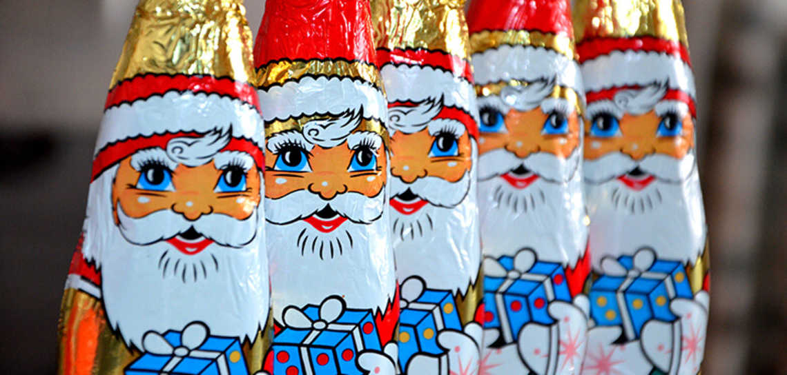 Have a Sweet Christmas with Branded Promotional Gifts