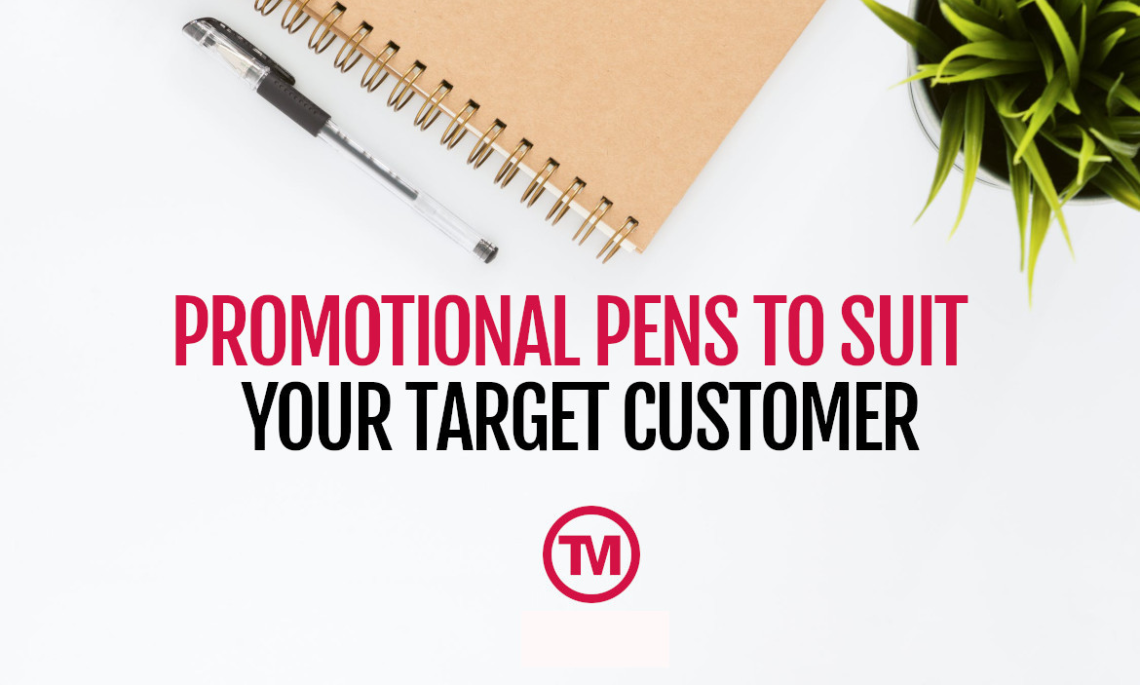 Found! The Perfect Promotional Pen For Your Audience