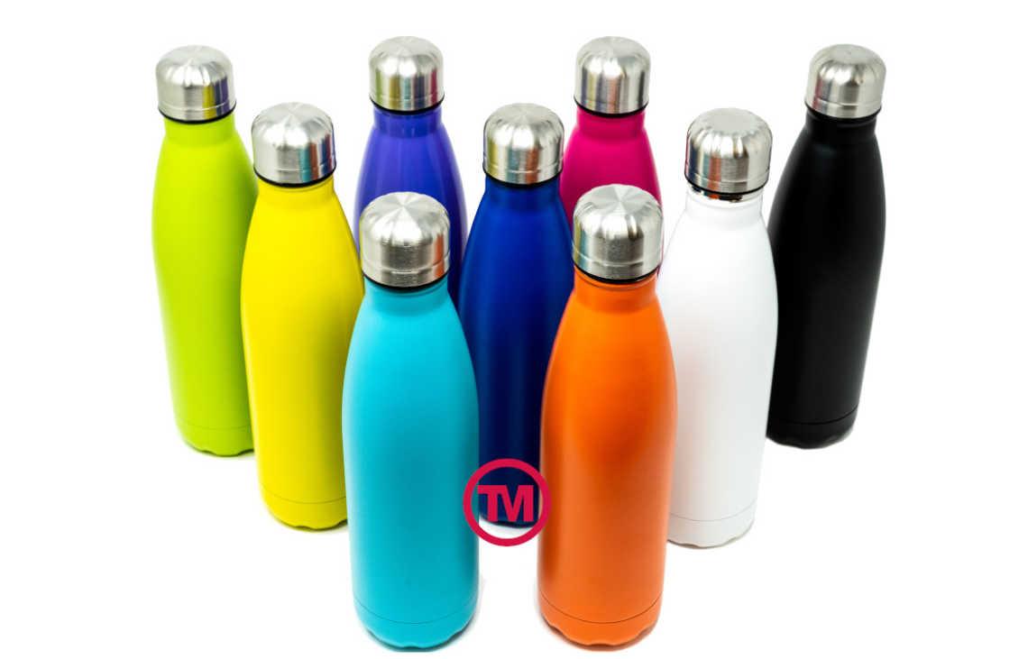 5 Excellent Reasons You Should Choose Branded Metal Bottles