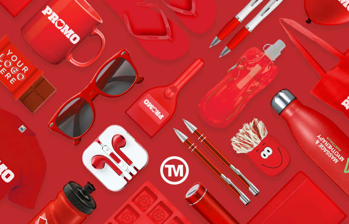 Colour Guide: Why Consider Red For Your Promotional Products?