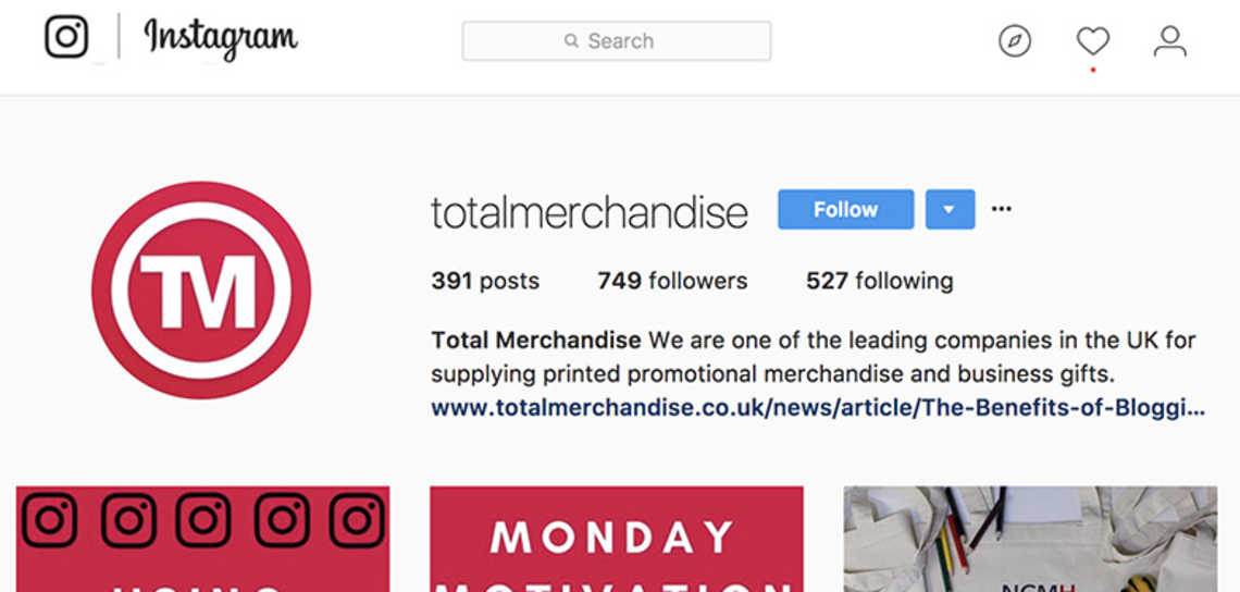 TM Top Tips: Using Instagram for Business Part 2