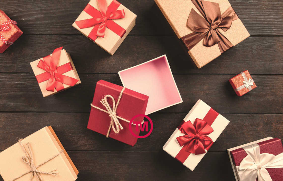 Branded Giveaways for Christmas