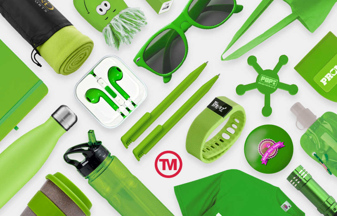 Colour Guide: Why Consider Green For Your Promotional Products?