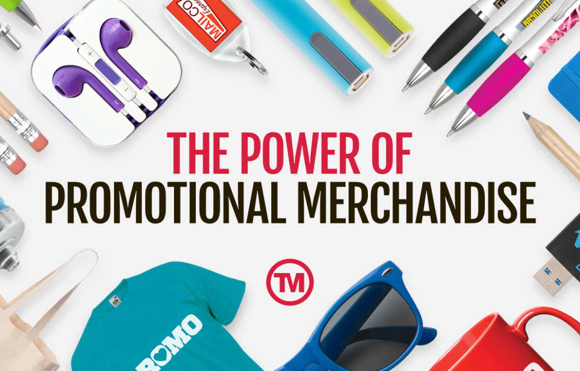 The Power of Promotional Merchandise