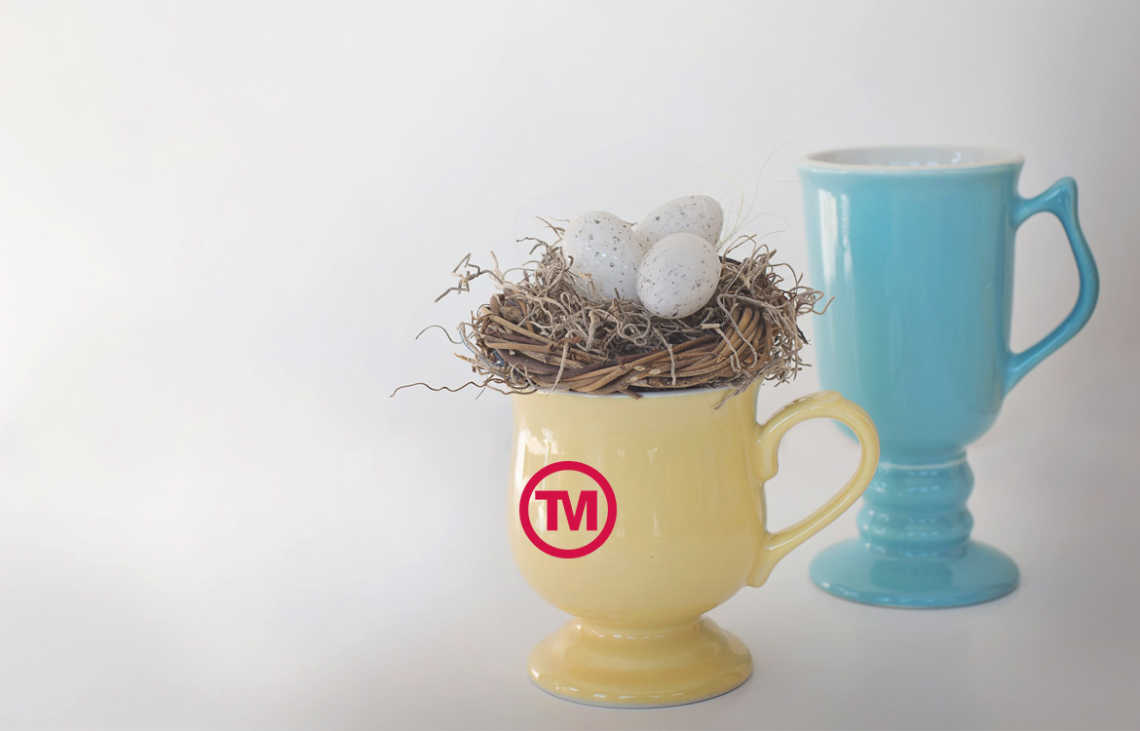 Why are Promotional mugs associated with Easter exactly