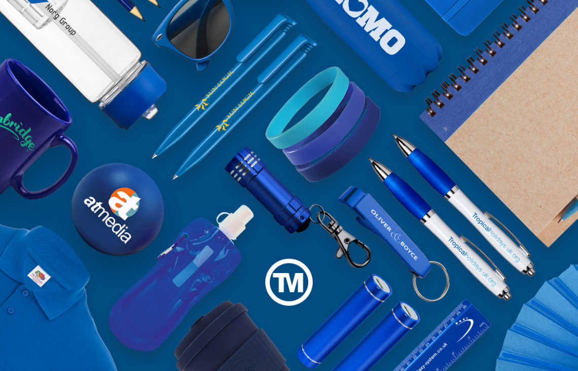 Colour Guide: Why Consider Blue For Your Promotional Products?