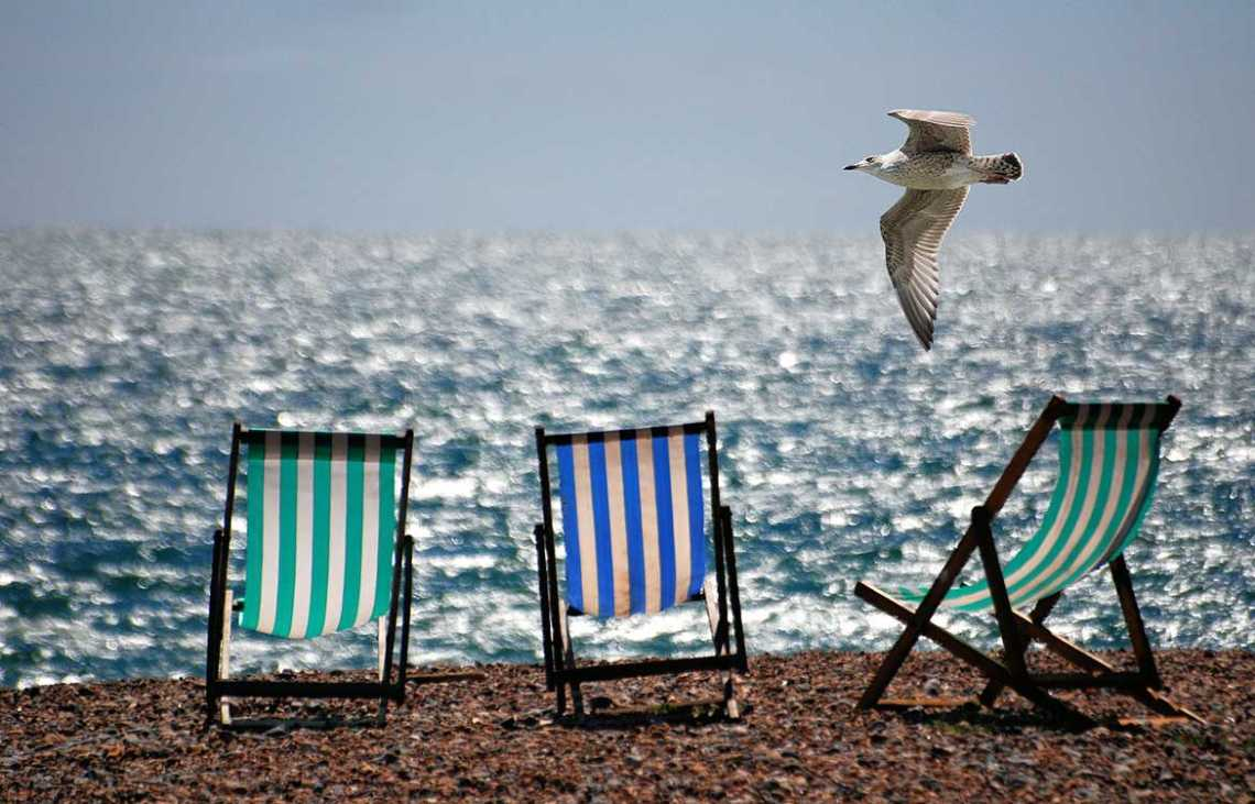 TM Edit: 5 Branded Beach Items That Will Make A Splash