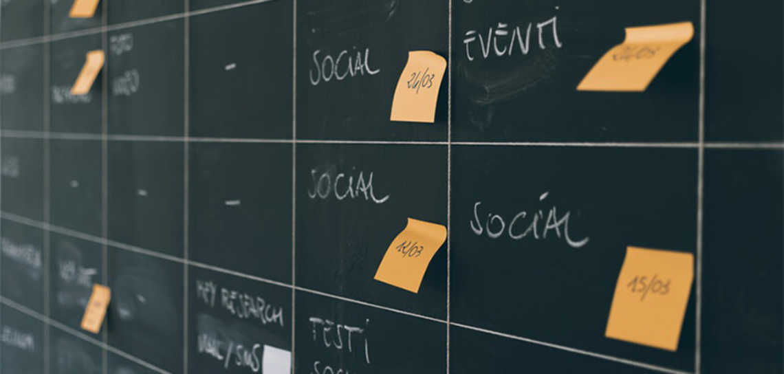 How to Organise a Business Event: Part 3