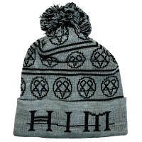 Our promotional Knitted Bobble Hats prominently feature your company logo.