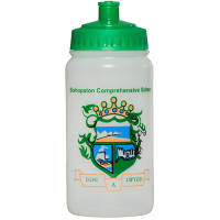 Promotional 500ml Biodegradable Sports Bottles with Your Logo