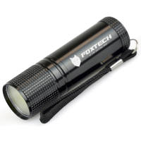 Branded COB LED Aluminium Torches