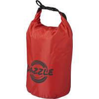 Waterproof 5L Survivor Bags in Red