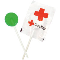 Promotional Sugar Free Lollipops Branded Gifts
