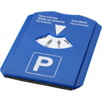5 in 1 Parking Discs in Blue