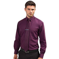 Promotional Mens Long Sleeve Poplin Shirts for Events