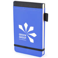 Blue Promotional Jotter Pads for Business & Marketing