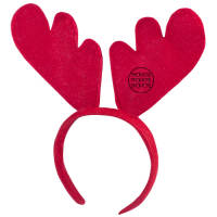 PromotionalRudolph Christmas Headbands for all festive giveaways