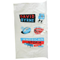 Custom Printed Tea Towels printed with your corporate design in up to 4 spot colours