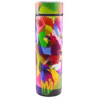 Corporate branded insulated metal bottles with your logo
