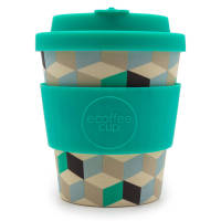 8oz Ecoffee Cup With Silicone Lid & Band