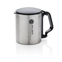 Promotional 200ml Carabiner Mug for all Construction & Warehouse Workers