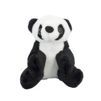 Promotional 16cm Panda soft toy with your logo
