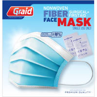 Face Mask Envelope Sets with corporate branding to outer packages