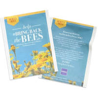 Custom Branded Plant Fibre Seed Packets for Eco-Friendly Gardeners
