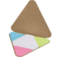 Promotional Triangle Sticky Note Pads