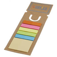 Promotional Sticky Note Bookmark