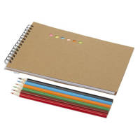 Promotional colouring sets from Total Merchandise